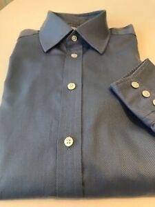 Turnbull-Asser-Shirt-16-New-Model-Turnbuline-In-Blue-Worn-Once