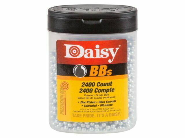 Daisy PrecisionMax 2400 Ct BB Bottle Model 24 for sale online