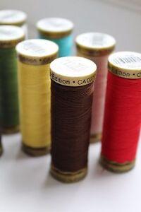 Gutermann 150 M Edición Especial Coser todos poliéster hilo de coser  </span>
