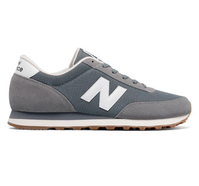 SALE   NIB New Balance Men's 501 shoes Medium&2EWide Width ML501CVA Grey 311 412