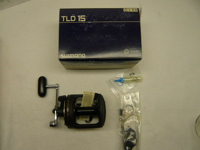 Shimano  TLD 15 NIB ()  very popular