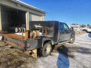 2005 ford f350 welding truck