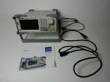 Siglent Technologies Sdg1032x Arbitrary Waveform Function Generator