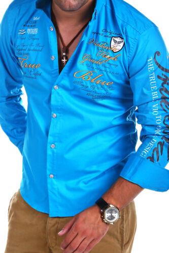 G.B.D Uomo Camicia Polo Slim Div colori//Modelli Nero//Bianco//Rosso Nuovo
