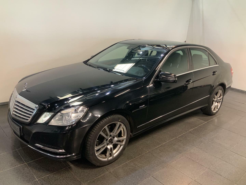 Mercedes-Benz E220 2,2 CDi Elegance aut. BE
