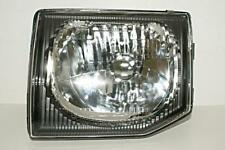 Mitsubishi Pajero Montero V33 Manual Headlight Front Lamp Lh 1998 2000