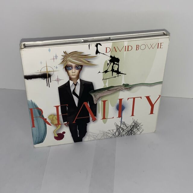 David Bowie Reality 2003 2 Cd Set 0827969066027