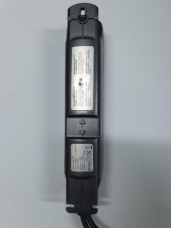 Exide batterilader, Exide 12/5.5