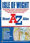 Isle of Wight Street Atlas by Geographers' A-Z Map Company (Paperback, 2013)
