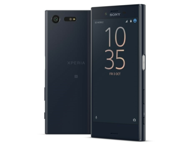 Sony Sony Xperia XZ 32GB Sort, Sony Xperia XZ 32GB Sort,…