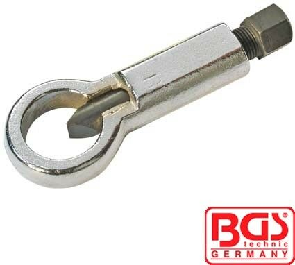 BGS Tools Nut Splitter Up To 22mm 1810