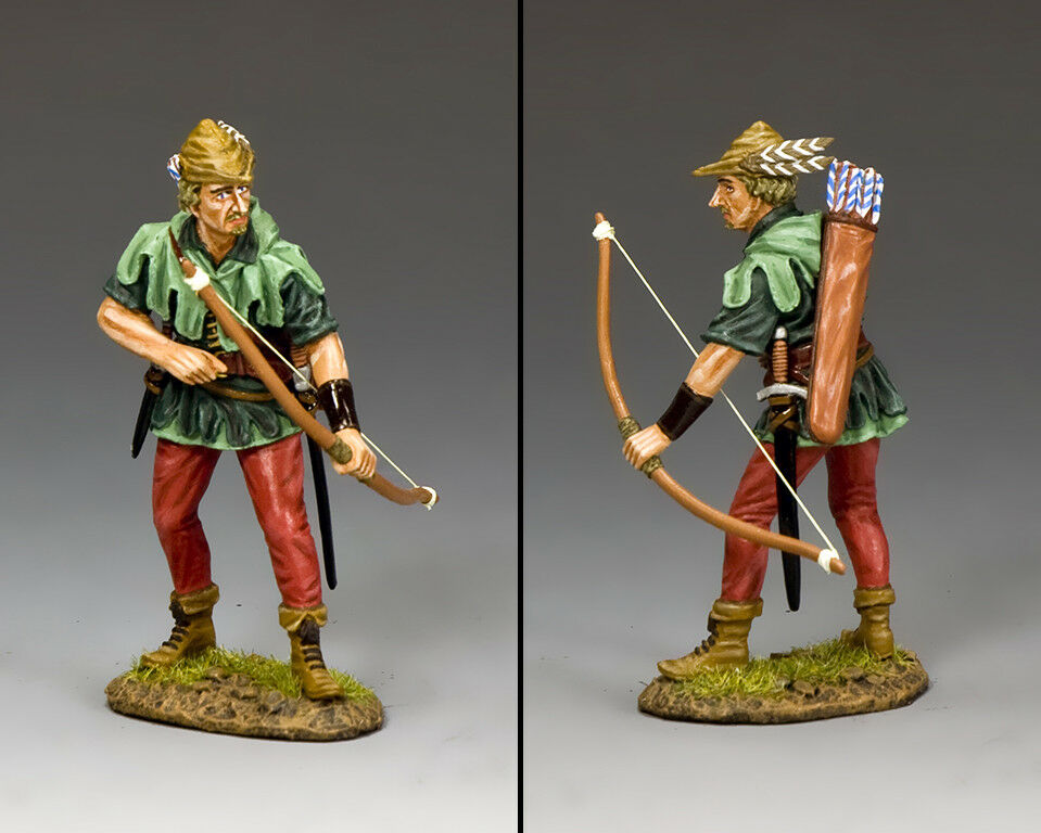 KING AND COUNTRY Robin Hood Series - Arthur Bow-Bender RH044 RH44