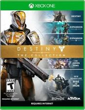 Destiny: The Collection (Microsoft Xbox One, 2016)