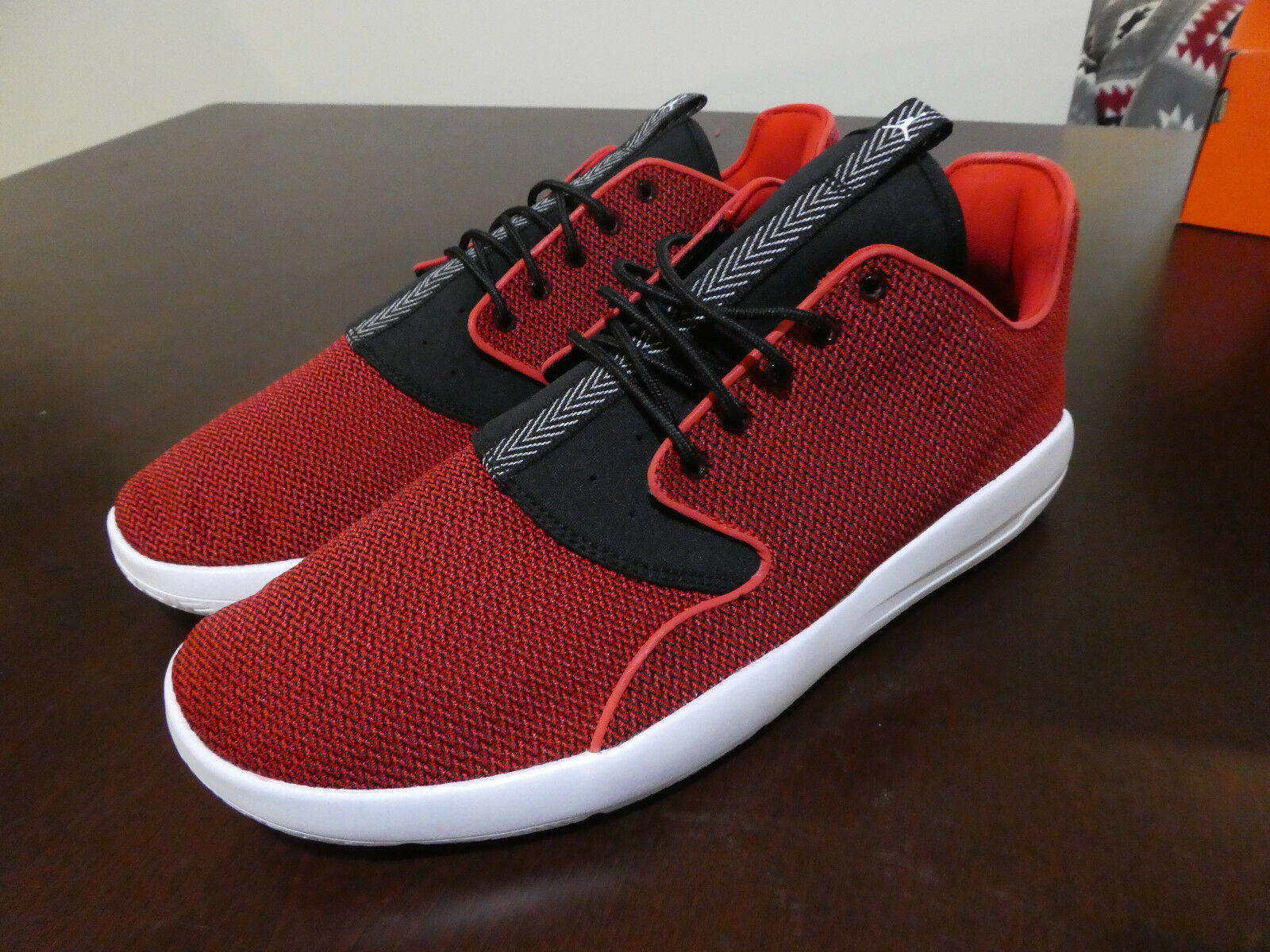 mens Jordan Eclipse shoes 724010 601 sneakers new red