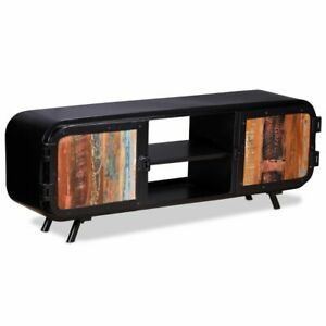 vidaXL-TV-Cabinet-Reclaimed-Wood-Stand-Entertainment-Center-Unit-Sideboard