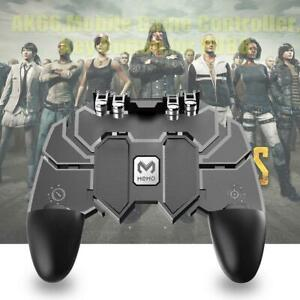 Details about New PUBG Mobile Phone Android IOS AK66 Fire Trigger Gamepad  Controller Joystick