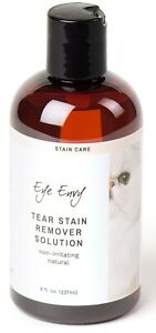 Eye-Envy-NR-Tear-Stain-Remover-Liquid-Solution-Removal-System-8-oz-Cat-Dog-Pet