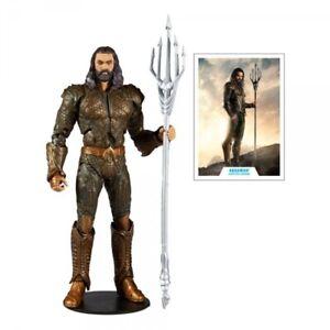 DC Justice League Movie Actionfigur Aquaman 18 cm