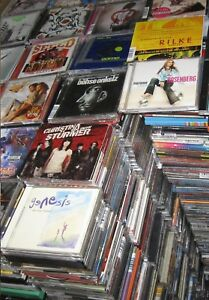 50 x Musik Alben Sampler CD Mega Sammlung Hardrock Metal Indie Punk Pop Techno