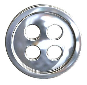 ONE-STERLING-SILVER-PLAIN-BUTTON-WITH-FOUR-HOLES-11-5-MM