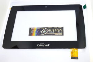 VETRO-TOUCH-SCREEN-CLEMENTONI-MyFIRST-CLEMPAD-6-0-PLUS-NERO-V38189-DISPLAY-16602