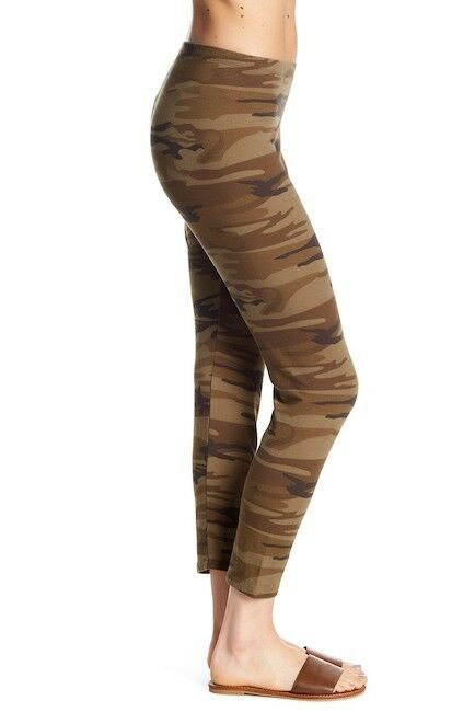 NWT JWLA by Johnny Was Army Green Camouflage Legging  R113 XS L XL BOHO Camo