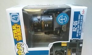 Star Wars, 41 ans, funko, pop, R2-Q5, neuf, exclusif