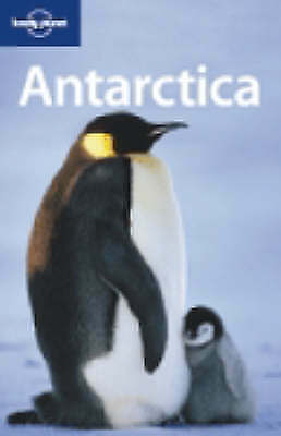 """""""AS NEW"""" Antarctica (Lonely Planet Regional Guides), Carey, Peter Dr., Cooper, J"""