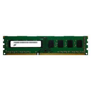 Micron-4GB-2Rx8-PC3-12800-DDR3-1600MHz-1-5V-Non-ECC-DIMM-Desktop-Memory-RAM-1x4G