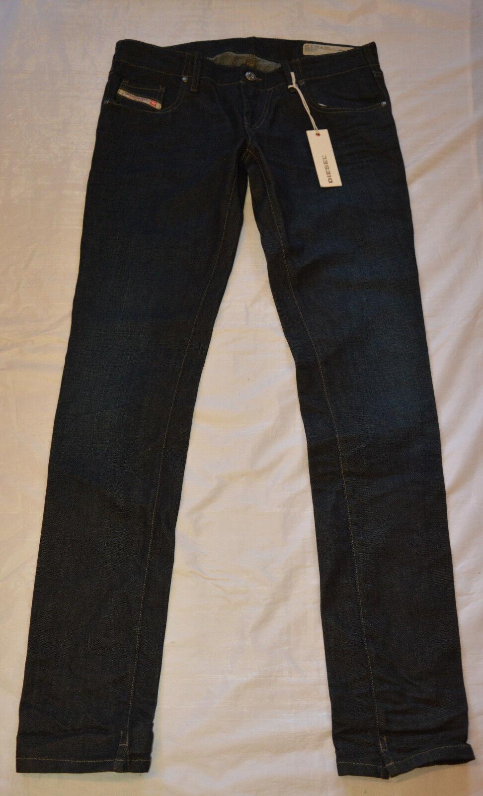 Diesel hübsche Stretch Jeans W25 L32 S 36 NEU
