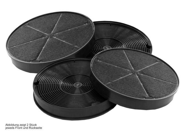 2x aktivkohlefilter für neff kohlefilter geruchsfilter