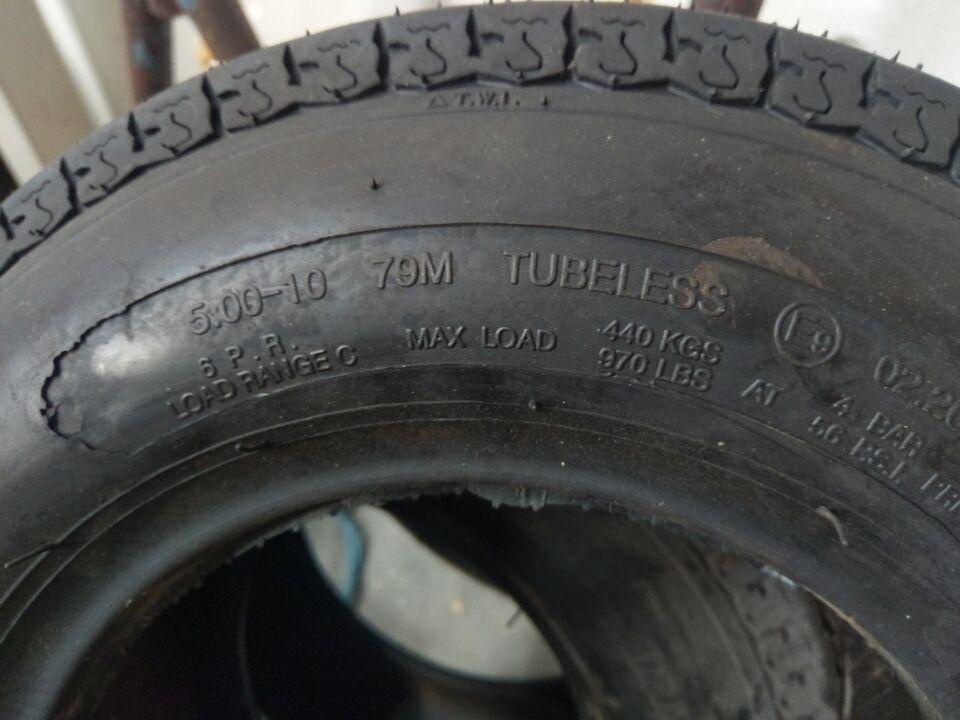 Anden dæktype, 100 % mønster