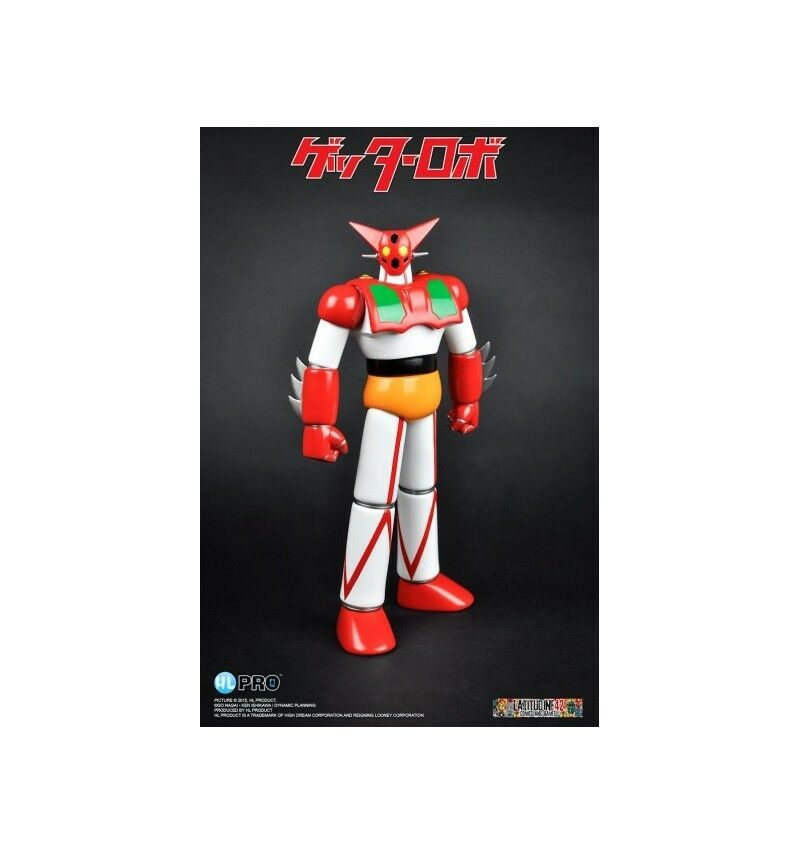 High Dream Figurine Getter Robot Getter one PVC PVC PVC 23 cm 885af2