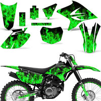 Yamaha Ttr 230 Ttr230 Graphic Kit Backgrounds Rim Trim Parts Decals 05-16 Reap