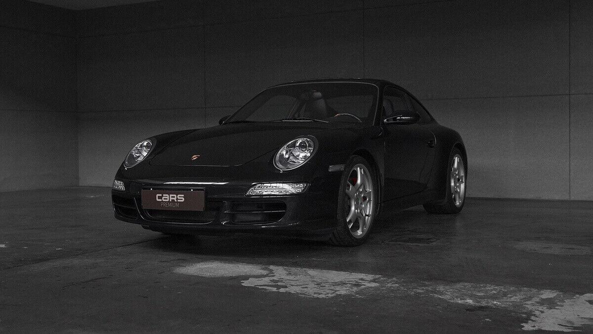 Porsche 911 Carrera S 3,8 Coupé Tiptr. 2d