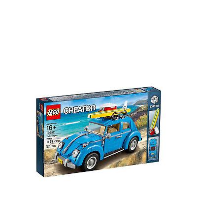 NEW Lego Creator Expert Volkswagen Beetle 10252