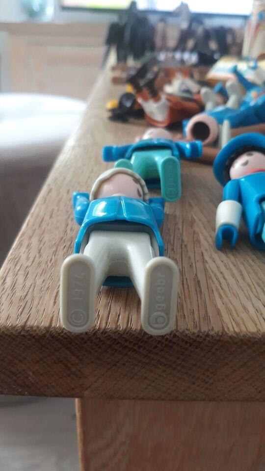 Borg, Playmobil, Geobra