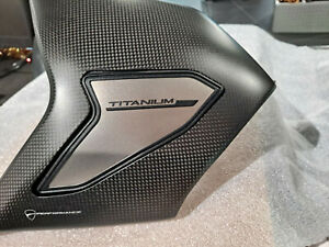 Ducati Performance Streetfighter V4 Carbon Tank Cover