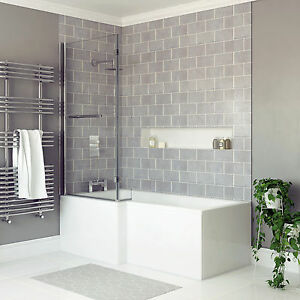 Shower Bath L Shaped left or right hand l shaped shower bath 1500 1600 1700 1800 shower