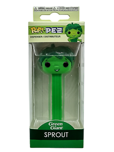 Funko-Pop-Limited-Edition-Pez-Green-Giant-Sprout-Ad-Icons-Candy-Dispenser-New