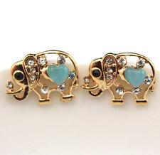 NEW fashion Europe Style lovely Elephant Stud earrings EA261