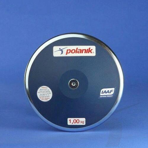 Polanik Fiber Glass Discus 80/% Rim Weight Weight 1.0 KG