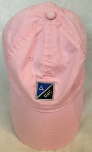 Detroit Athletic Club DAC Adjustable Strap Pink Ca