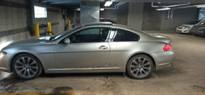2004 BMW 645 Ci 2 Door Coupe