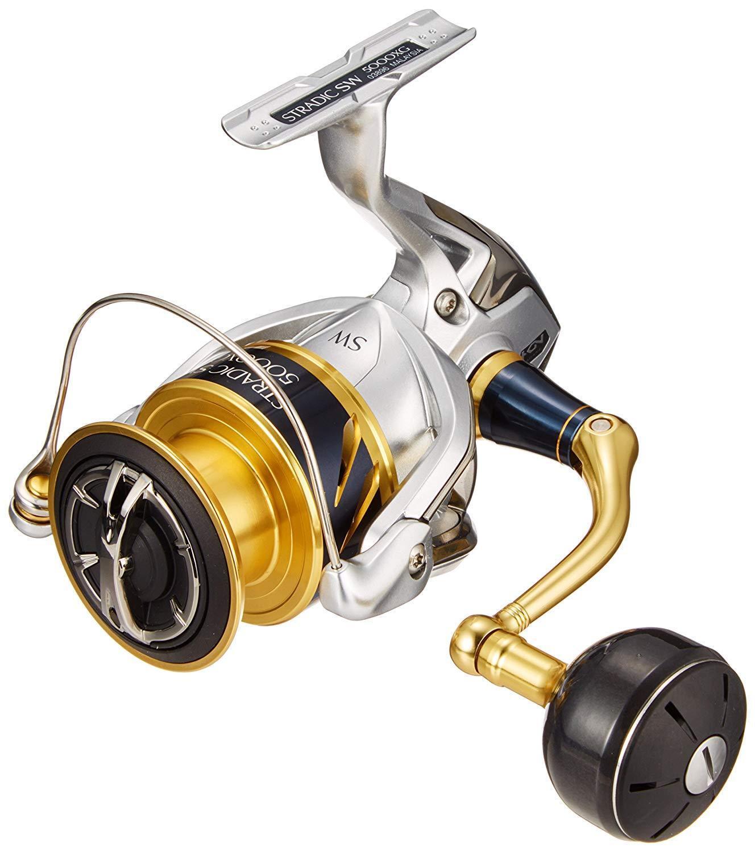 Shimano STRADIC SW 5000-XG Spinning Reel Fishing NEW JAPAN