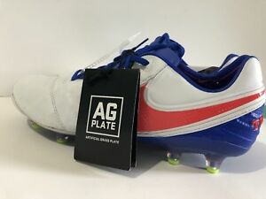 detailed look 75f11 3b91e Image is loading Nike-Tiempo-Legend-VI-6-AG-Soccer-Cleats-