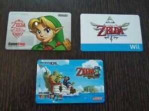 Zelda-Gift-Card-ToysRus-Gamestop-Nintendo-Oficial-Tarjetas-Regalo