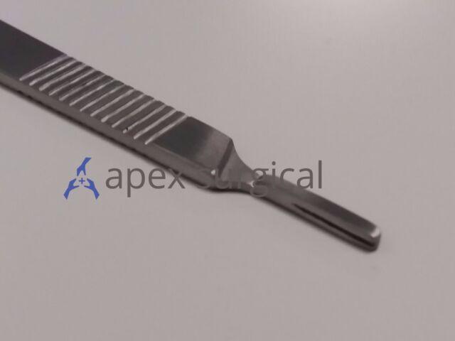 AUTHENTIC GENUINE SCALPEL BLADE HANDLE No 3, Surgical,Craft,,Dental AP025