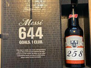 #258 Botellín de cerveza - Un gol entre todos - Andrés Fernández para ASTRAPACE