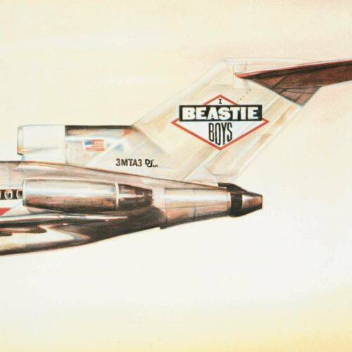 The Beastie Boys Licensed To Ill Custom New Silk Poster Wall Decor